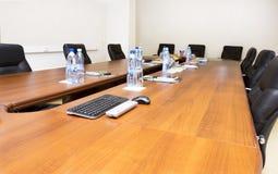 De lege Zaal van de Vergadering Royalty-vrije Stock Afbeelding