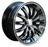 De legeringswiel van de auto Royalty-vrije Stock Afbeelding