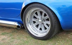 De legeringswiel van de Shelbycobra Royalty-vrije Stock Foto's