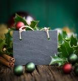 De lei van Kerstmis Stock Afbeeldingen