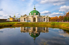 De Leiding van de Grot van Kuskovo Stock Afbeelding