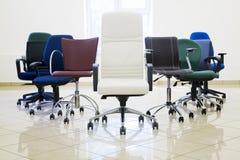 De leiding van stoelen Stock Fotografie