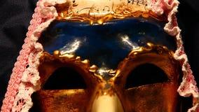 De lengte van het maskertheater hd stock videobeelden