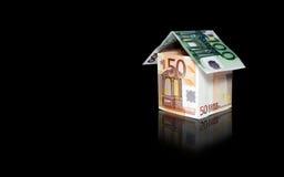 De lening van het huis Stock Fotografie