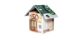 De lening van het huis Royalty-vrije Stock Foto
