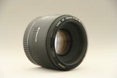 De Lens van camera's Stock Afbeelding