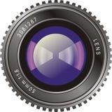 De Lens van de camera stock illustratie