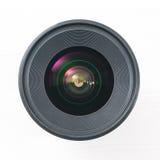 De lens van de camerafoto Stock Fotografie
