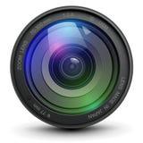 De lens van de camerafoto vector illustratie