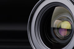 De lens van de foto Royalty-vrije Stock Foto