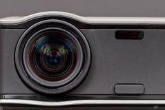 De Lens van de projector Stock Afbeelding