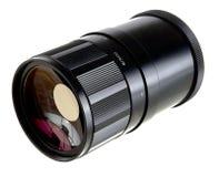 De lensdoelstelling van de spiegel Royalty-vrije Stock Fotografie