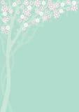 De lente Background1 Stock Afbeelding