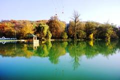 De lente bij het meer Royalty-vrije Stock Fotografie