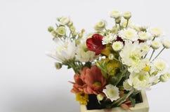 De lente bloeit boeket Royalty-vrije Stock Afbeeldingen