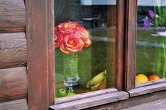 De lente bloeit multicolored Royalty-vrije Stock Afbeelding