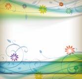 De lente Bloemen Stock Afbeelding