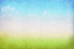 De lente, de zomerachtergrond Royalty-vrije Stock Afbeeldingen