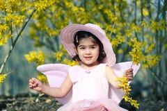 De lente fairy3 Stock Foto