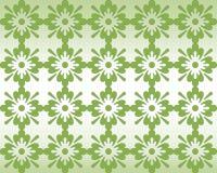 De lente 2107 Groen abstract patroon als achtergrond Stock Foto's