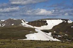 De lente in het Rotsachtige Nationale Park van de Berg Stock Foto's