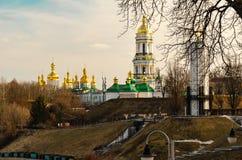 De lente Kyiv stock afbeelding
