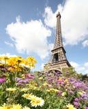 De lente in Parijs Royalty-vrije Stock Fotografie