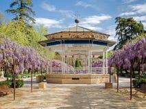 De lente in Toledo, Spanje Stock Afbeelding