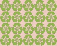 De lente van 2017 Groen abstract patroon als achtergrond Royalty-vrije Stock Fotografie