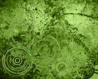 De lente van 2017 Groen abstracte achtergrond grunge Royalty-vrije Stock Fotografie