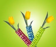 De lente van het metaal Stock Fotografie