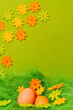 De lentebloem van Pasen stock afbeelding