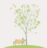 De lenteboom vector illustratie