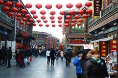 de lentefestival in China Royalty-vrije Stock Afbeeldingen