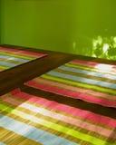 De lentekleuren voor huis Stock Foto's