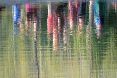 De lentemeer royalty-vrije stock foto
