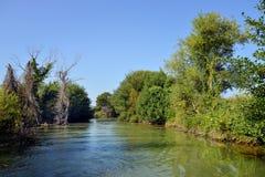 De lentes van Acheron-rivier Royalty-vrije Stock Afbeelding