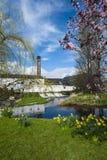 De lentetijd, Ierland Royalty-vrije Stock Foto's
