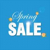 De lenteverkoop Stock Afbeeldingen