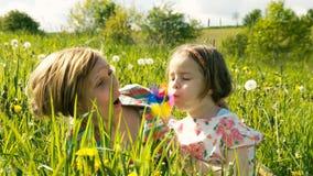 De lenteweide #8 Royalty-vrije Stock Afbeelding