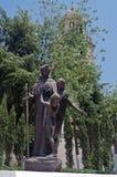 de Lerdo Mexico rzeźby toluca Obraz Royalty Free