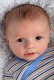 De leuke Jongen van de Baby royalty-vrije stock afbeeldingen