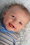 De leuke Jongen van de Baby Stock Foto's