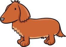 De leuke Vector van de Hond van het Puppy Stock Foto
