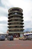De leunende toren, perak Maleisië Royalty-vrije Stock Foto