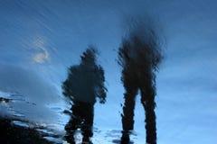 De leurders van het strand Royalty-vrije Stock Afbeelding