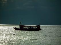 De levensstijlvissers reizen toerismebestemming Koh Tao Thailand Royalty-vrije Stock Foto