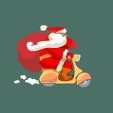 De levering van Kerstmis Stock Fotografie