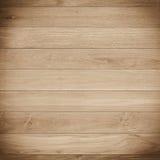 De lichtbruine houten achtergrond van de planktextuur Stock Fotografie