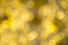 De lichte achtergrond van Bokeh Royalty-vrije Stock Fotografie